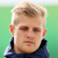 ericsson fit to race after chicken accident