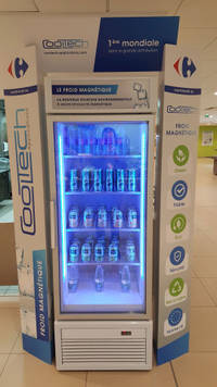 cooltech applications is partnering with carrefour