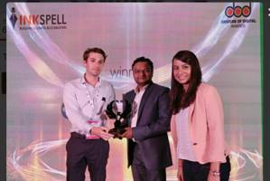 octane marketing wins gold at inkspell drivers of digital awards 2016 for best email campaign for via.com