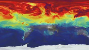 earth's carbon dioxide levels may have passed the point of no return