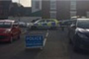 'Serious assault' in Manchester Street, Derby - three arrested in...