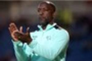 does chris powell want the derby county manager's job? see what...