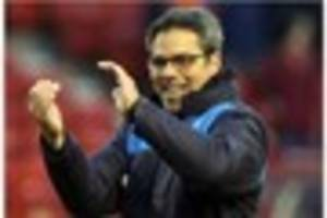 latest on derby county link to huddersfield town manager david...
