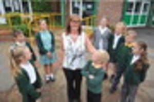 'dedicated' bellfield primary teaching assistant tracy cowap ...