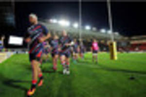 bristol rugby blog: a minority spoil it again... just as football...