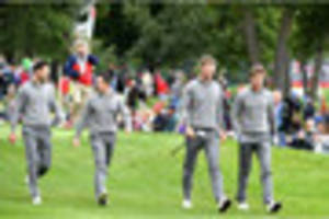 ryder cup: devon golf pros tip rory mcilroy and rafa cabrera...