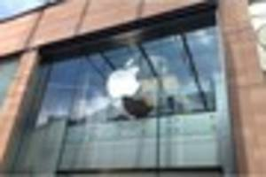 Want to work at the Apple store in Exeter? They're hiring now
