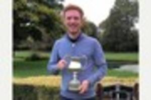 Reed and Burdall to share Don Freeman Trophy after joint score at...