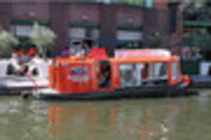 water bus could run along river trent in nottingham