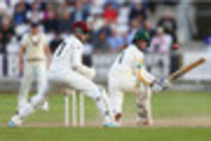 Future is bright for Nottinghamshire despite disappointing...
