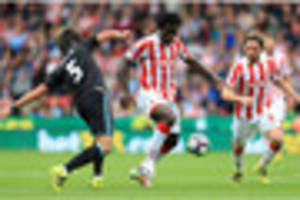 fancy a flutter on stoke city's match against manchester united...