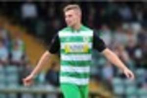afc bournemouth youngster matt butcher got his chance at yeovil...