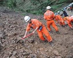 27 missing in E. China landslide: Xinhua