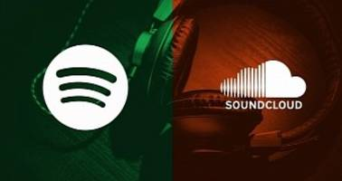 spotify interested in buying soundcloud