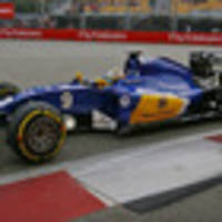 formula one driver left bruised after hitting 'big chicken' while cycling