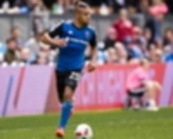 quincy amarikwa out nine months after surgery to repair acl, lcl