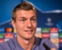 rumours: mourinho & guardiola to lock horns for kroos