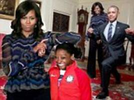 barack obama welcomes olympic heroes to the white house