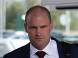 andrew strauss insists 'we're really happy to be here' as england arrive to stepped up security in bangladesh