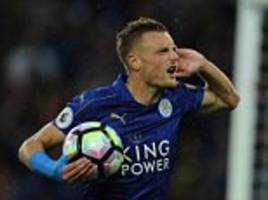 Leicester City boss Claudio Ranieri is happy for Jamie Vardy to keep his 'superstitious' pre-match concoction of Port,Lucozade and coffee