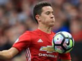 Manchester United missed Ander Herrera against Zorya... he offers a dimension alongside Paul Pogba that no other midfielder can