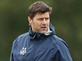 mauricio pochettino reveals his interest in the england job... but tottenham boss admits it is 'impossible' now