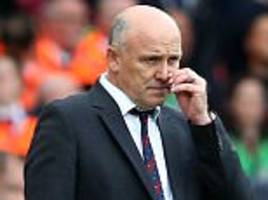 mike phelan growing frustrated at hull as caretaker boss admits terms over tigers contract keep changing