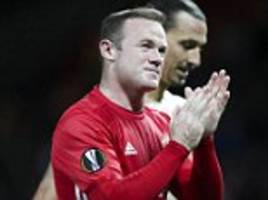 Paul Scholes: Jose Mourinho will put Wayne Rooney back in the Manchester United team for the big games against Liverpool, Chelsea, City and Co