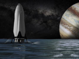 SpaceX's Elon Musk turns to science fiction for Mars ship