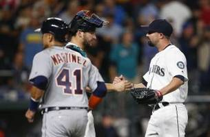 MLB: Mariners, Tigers Fight from Behind in AL Wild Card