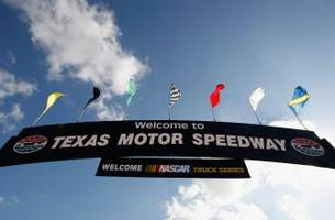 is texas motor speedway next to host a college football game?