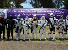 Relay for Life and Star Wars Blast Cancer To Oblivion In Cinnaminson