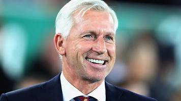 Everton 1-1 Crystal Palace: Pardew pleased with Eagles' start to season