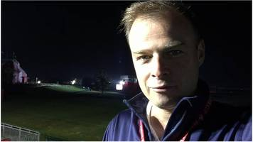 ryder cup 2016: behind the scenes