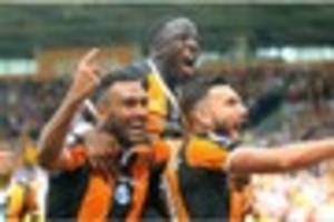 hull city spent less time in the lead than almost any other...