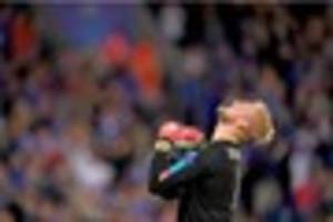 schmeichel needed second operation before porto game