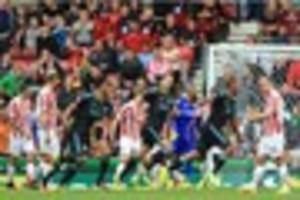 man united v stoke city: zonal marking faces stiffest test yet