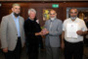 muslim association honoured by the queen for 50 years work in the...