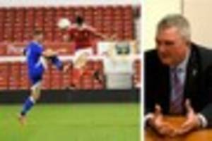 gloucester city sign striker on loan from cardiff city
