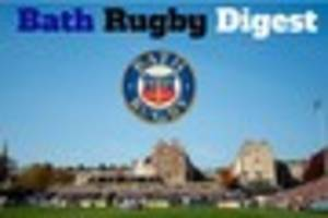 bath rugby digest: ryder cup legend, ford's kicking praised and...