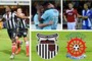 grimsby town v hartlepool united key facts - former town duo set...