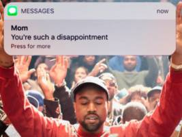 This Kanye West Pic Just Turned Into An iPhone Must-Have