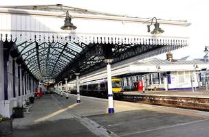 almost one in four trains are late at stirling station