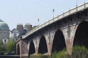 perth bridge will be closed overnight from monday for bt work