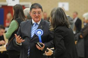 Scotland's costliest MSP Chic Brodie halves bill in his last term at Holyrood