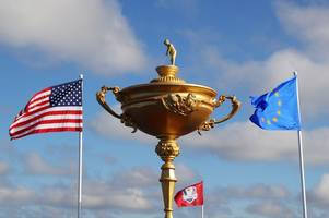 when does the ryder cup start? all you need to know about the biggest event in golf