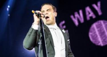 """""""party like a russian"""" lyrics: listen to robbie williams' latest single from """"heavy entertainment show"""""""