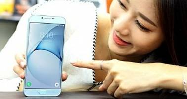 samsung officially unveils the galaxy a8 (2016)