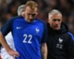 Mathieu announces France retirement: I don't have the motivation