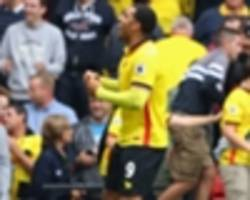 live: watford vs bournemouth